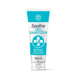 Soothe Gel Hand Sanitizer